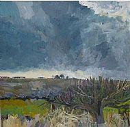 November Sky Wiveton