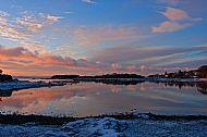 Ardavsar Harbour, in Sleat