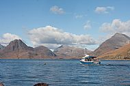Take a boat trip from Egol to Loch Coruisk