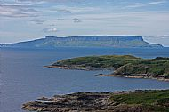 The Isle of Eigg from Aird