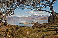 Loch Eishort and the Cuillin