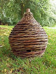 Willow Bee Skep/Bug House