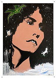 Marc Bolan Pop Art