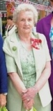 Sarah (Sadie) Hannah Williamson, MBE