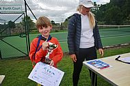 2015 Summer Tennis Tournament