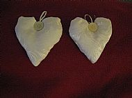 Scented Heart £2.50 each