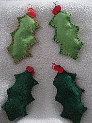 Holly £2.50 each