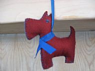 Scotty Dog £3.00