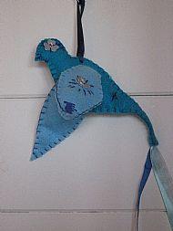 Exotic Bird £4.50