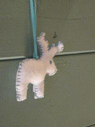 White Reindeer £3.00