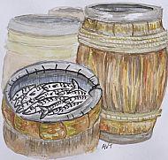 herring barrels