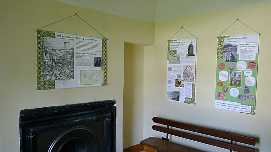 east church, cromarty medieval cromarty exhibition
