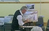 David Webb demo