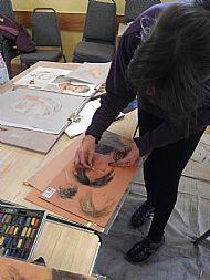 Rebecca da Mendoca Workshop