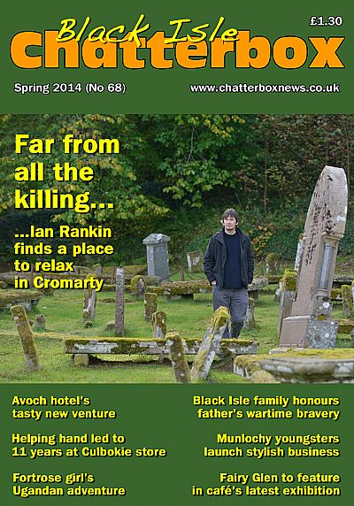 chatterbox – the black isle's quarterly magaine