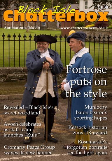 chatterbox – the black isle's quarterly magazine