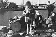 Dutch children - Hunger Winter