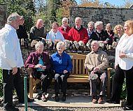 Reg Macleman's bench
