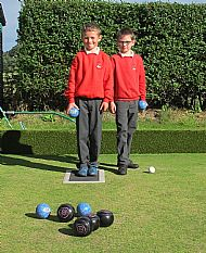 Junior Bowlers