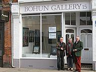 2 Person Show at Bohun Gallery