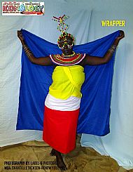 Maasai Female - Kenyan