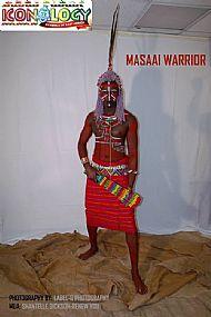 Maasai- Male  (Kenyan)