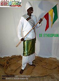 Male Ethiopian Elder