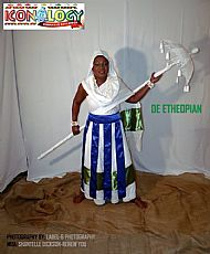 Elder Ethiopian Female