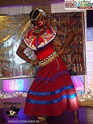 Maasai - Tanzanian Female