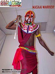 Male Maasai Warrior - Tanzanian