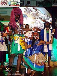 Dancers - Rwandan