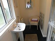Holly Cottage shower room