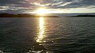 Sunset at Kyleakin