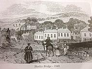 Shotley Bridge, home of the German sword-makers