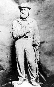 Blaydon's Garibaldi Statue