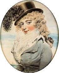 Sarah Hussey Delaval, the 10th Earl's first love
