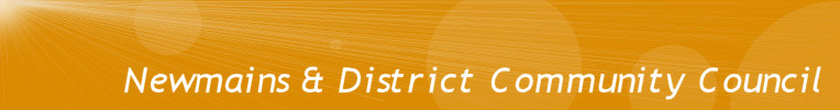 Newmains & District Community Council
