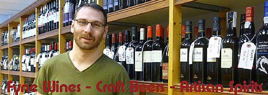 fyne wines, craft beers and artisan spirits
