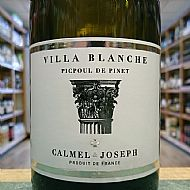 fyne wines new in: calmel & joseph picpoul de pinet