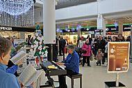 Carols for Christmas Shoppers