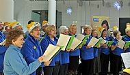 Singing in the Eastgate