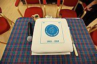 95 Anniversary Cake