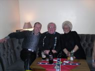 Paul with Mike and Cathie