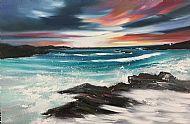 Evening Light at Clachtoll