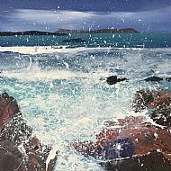 Rocks and Spray, Arisaig