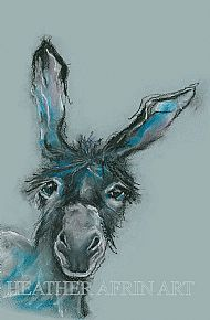 SOLD - Wonky Donkey