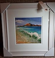 SOLD - Golden Reef original oil