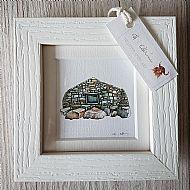 Framed Mangersta Bothy