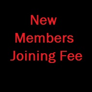New Membership - Joining Fee