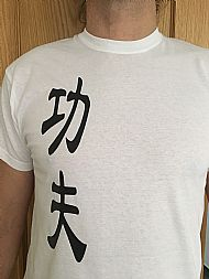 T-shirt - Kung Fu